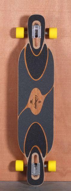 "Loaded 42.75"" Dervish Sama Longboard Complete - Flex 3"