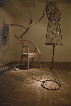 Gallery kräfte + Bar - ( Optical illusion 「錯視」) #krafte #gallery #gallerykrafte #product #design