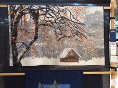 From the Festival of Quilts at the NEC Birmingham #quilt #sewing #crafts