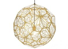 Buy Tom Dixon Etch Web Pendant Brass online with Houseology's Price Promise. Full Tom Dixon collection with UK & International shipping. Brass Pendant Light, Globe Pendant, Pendant Lighting, Orb Light, Brass Lamp, Light Fixture, Pendant Lamps, Ceiling Rose, Ceiling Lights