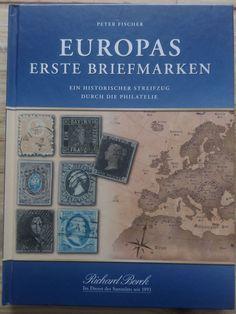PETER FISCHER!EUROPAS - ERSTE BRIEFMARKEN!NEU!