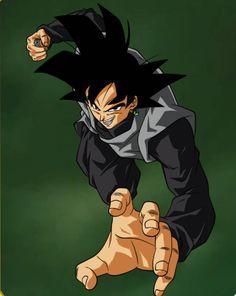 (Dragon Ball Super) Black Goku by el-maky-z on DeviantArt Dragon Ball Z, Dragon Z, Black Goku, Dbz, Akira, Godzilla, Boruto, Captain America Wallpaper, Roman Reings
