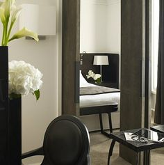Hotel Montalembert Paris: Designed by Christian Liaigre