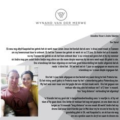 Love Story #1: Annedine & Andre
