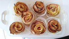 Bloemen appel cakes