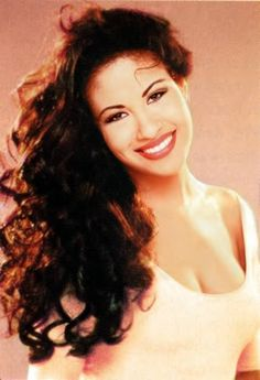 Selena Quintanilla-Perez, the Queen of Tejano music. The kindest, most caring and inherently good person to have gracefully walked this earth. You are missed...