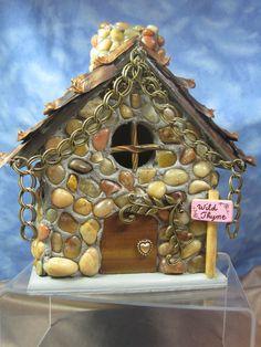 Large Wee Brigadoon Cottage. $60.00, via Etsy.