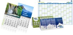 Don't forget to include corporate calendars in your business stationery. They are a great way to get good brand exposure for an entire year! Corporate Business, Business Ideas, Best Brand, Don't Forget, Calendar, Stationery, How To Get, Prints, Image