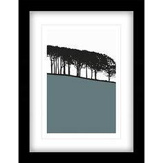 Buy Jacky Al-Samarraie - Guiseley Framed Print, 44 x 34cm Online at johnlewis.com