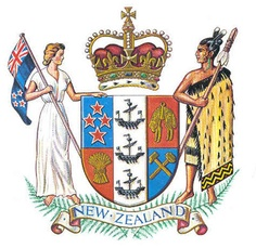 New Zealand; February Also called New Zealand Day. Commemorates the signing of the Feb. Treaty of Waitangi for peaceful coexistence between the Maori and the Europeans, which opened the islands to settlement under the British Crown. Desert Oasis, All Sharks, Zealand Tattoo, Medieval, Living In New Zealand, New Zealand Houses, Kiwiana, Long White Cloud, Crests