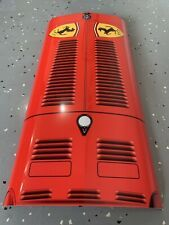 WOW!!!Curved Ferrari Alfa Romeo Racing sign Race Car Vintage Hood Style Sign