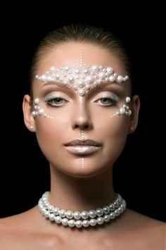 Makeup - Maquillage/ Make-up Range Make Up Looks, Fx Makeup, Beauty Makeup, Glamour Makeup, Eyebrow Makeup, Beauty Nails, Makeup Tips, Makeup Ideas, Bitchslap Cosmetics