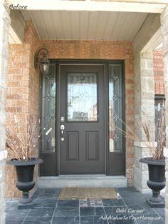 what color should i paint my front door vote and let me know. Black Bedroom Furniture Sets. Home Design Ideas