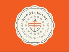 The Badge Hunt Branding - Allan Peters