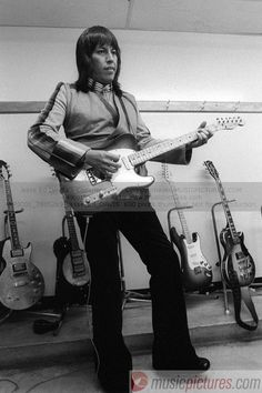Jesse Ed Davis (September 21, 1944 - June 22, 1988) American guitarist (known from the Monkees).
