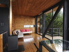 CASA VICTOR Houses On Slopes, A Frame House, My Dream, This Is Us, House Design, Architecture, Future, Home, A Frame Homes