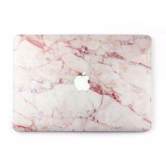 Marble Blush Macbook Skin — Coconut Lane