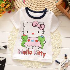 ... Short Sleeve Kids Girls T-shirts 2016 Fashion Children Years Girls  Tshirts Baby Girls Clothes - FASHION BookFace - Leading Global Online  Shopping Site 14771c47410
