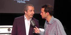 """Josep Pedrerol: """"Con Lobo Carrasco hubo un enfado cuando se marchó de 'Punto Pelota' pero ahora yo propuse su nombre para comentar la Champions"""""""