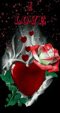 Purity of the soul I Love You Images, Love Heart Images, Love You Gif, Beautiful Love Pictures, Romantic Pictures, Beautiful Gif, Flower Pictures, Beautiful Rose Flowers, Love Rose