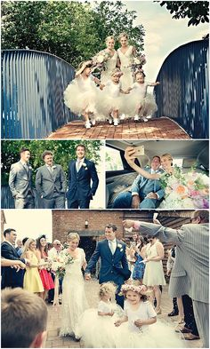 A lovely wedding at Bassmead Manor Barns in St Neots » Truly Madly Dottie Blog