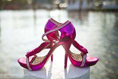 Merkle Photography/ Betsy Johnson Wedding shoes