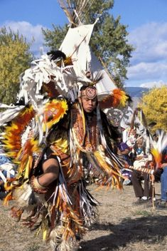 DANCE - Native American Indian
