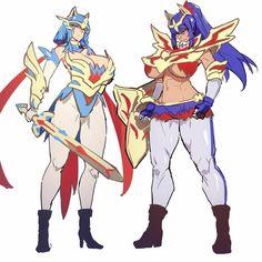 Gijinka Pokemon, Pokemon Waifu, Sexy Pokemon, Cute Anime Character, Character Concept, Character Art, Character Design, Bleach Characters, Anime Characters