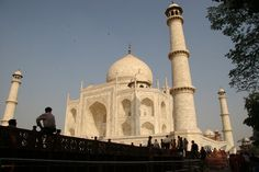 The Taj Mahal, Agra, India Architecture Photo, Agra, Taj Mahal, India, Building, Photos, Travel, Goa India, Viajes