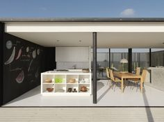 Casa W in Chile by 01ARQ