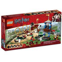 LEGO Harry Potter Quidditch Match for sale online Harry Potter Quidditch, Lego Harry Potter, Draco Malfoy, Legos, Vif D'or, Modele Lego, Oliver Wood, Golden Snitch, Black Friday Specials