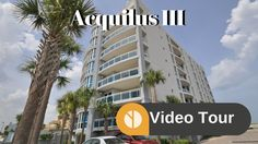 Acquilus III condos are luxury condominiums located in Jacksonville Beach FL. These were built by the same developer as Acquilus I & Acquilus II but totally… Jacksonville Beach Fl, Condos, Condominium, Multi Story Building, Tours, Luxury, Pictures, Photos, Photo Illustration