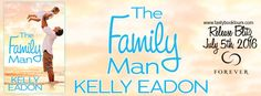 Book Release and Review: The Family Man by Kelly Eadon