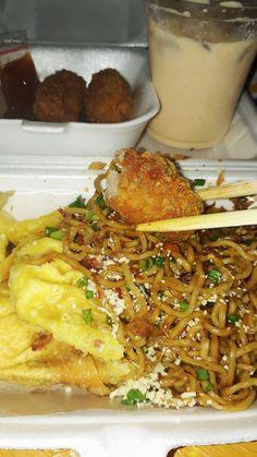 Food N, Food And Drink, New Recipes, Cooking Recipes, Snap Food, V Bts Wallpaper, Food Snapchat, Nasi Goreng, Food Pictures