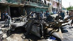 Suicide Bomber Kills 15 in Kabul Including 6 Americans