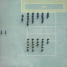 Chai Wan Fire Station 柴灣消防局 (2015)