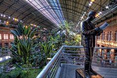 Estación de Atocha, Madrid HDR | Flickr: Intercambio de fotos