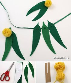 Easy gumnut baby costume from Snugglepot and Cuddlepie by May Gibbs - Diy and crafts interests Australian Costume, Australian Party, Aussie Christmas, Australian Christmas, Summer Christmas, Felt Christmas Decorations, Christmas Crafts, Baby Birthday, 1st Birthday Parties