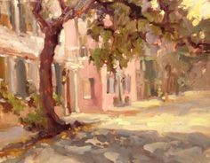 Shannon Smith Charleston SC | State Street Shadows by Shannon Smith Hughes
