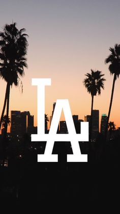 "wallpapers-okay: ""LA Dodgers logo /requested by anonymous/ """