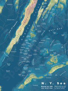 The NY Sea | Spatialities