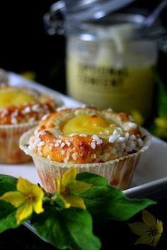 Swedish Recipes, Sweet Recipes, Baking Recipes, Cake Recipes, Tasty Pastry, Sweet Pastries, Sweet Pie, Sweet And Salty, Desert Recipes