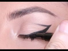 Create Perfect Liner Under 2 Minutes - Eye Makeup Tutorials