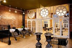 The Switch: Hair Salons - Well Rounded NY