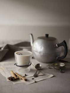Chai Tea | The Munch+Crunch » Food Photography Blog | photo by Tess Godkin