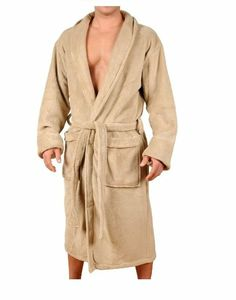 menu0027s bathrobe - Mens Bathrobes