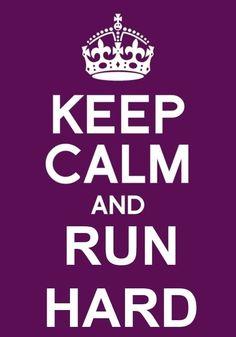 #Keep Calm #Running