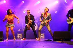Die Hermes House Band live beim STARS for FREE 2014. Alle Fotos auf http://starsforfree.antenne.com/