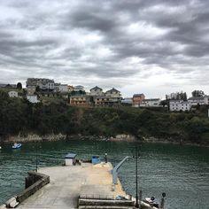 Día nublado #Asturias