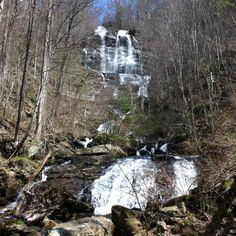 Amicalola Falls, Blue Ridge GA